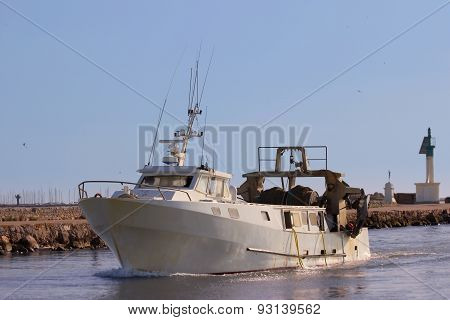 Fisher Boat