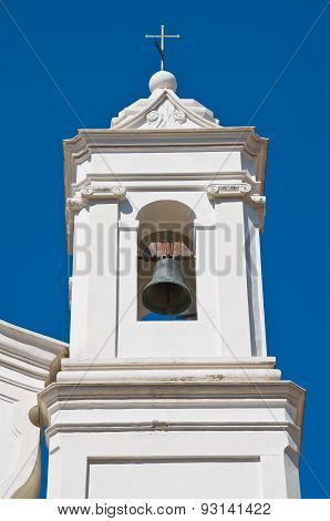 Church of St. Giuseppe. Barletta. Puglia. Italy.
