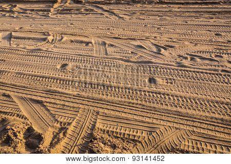 technogenic pattern
