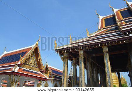 wat phra kaew,thailand