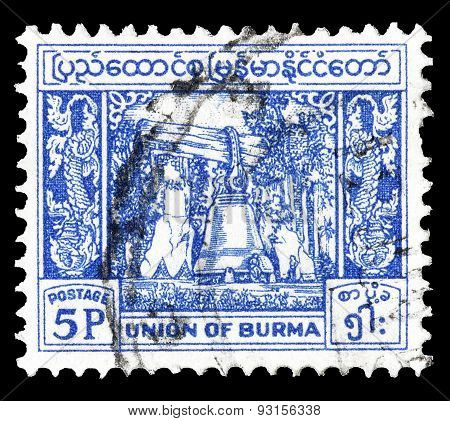 Burma 1949