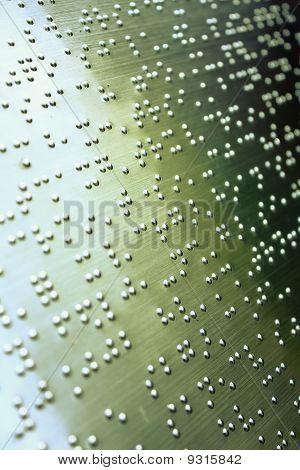 Plain Braille Page Macro