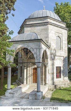 Tomb Of Barbaros Hayrettin Pasha, Istanbul, Turkey