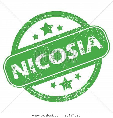 Nicosia green stamp
