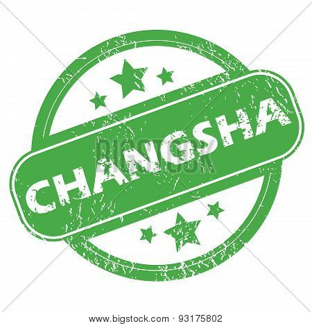 Changsha green stamp