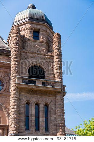 Queen's Park Building Details,Toronto