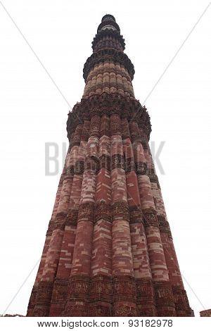 Qutb Minar 2nd tallest minar in Delhi