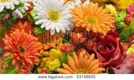 Fake Mixed Flower