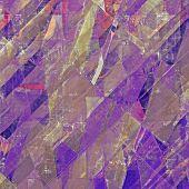 image of violet  - Old grunge textured background - JPG