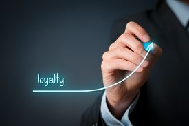 picture of loyalty  - Increase customer or employee loyalty - JPG
