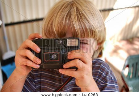 Little Shutterbug