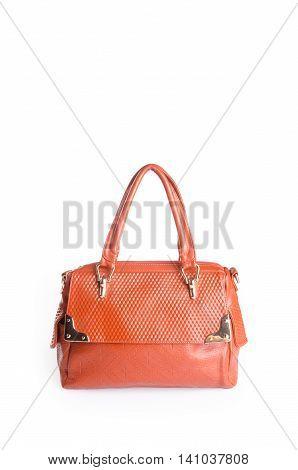Bag. Women Bag On Background. Women Bag On A Background.