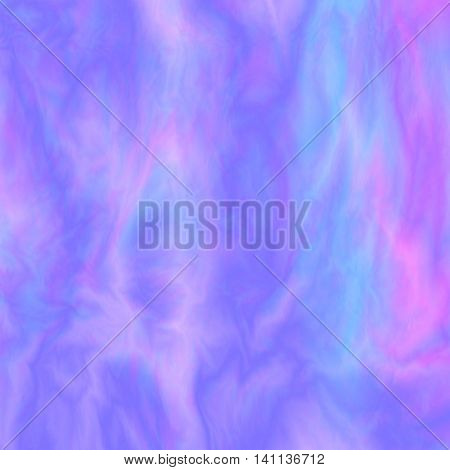Abstract silky background. Cloth wavy colorful texture. Flowing streamy silk effect. Color fabric overflow. Vector illustration.