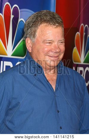 LOS ANGELES - AUG 2:  William Shatner at the NBCUniversal TCA Summer 2016 at the Beverly Hilton Hotel on August 2, 2016 in Beverly Hills, CA
