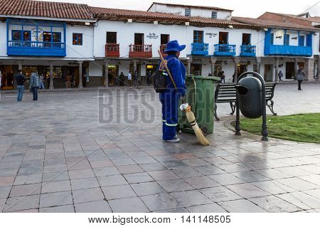 Keeping The City Clean