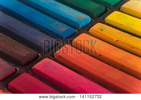 bright vibrant colours for drawing and art work