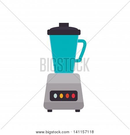 Blender supply house electric appliance icon. Isolated and flat illustration. Vector graphic
