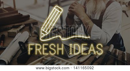 Furniture Worktools Manufacturing Equipment Concept
