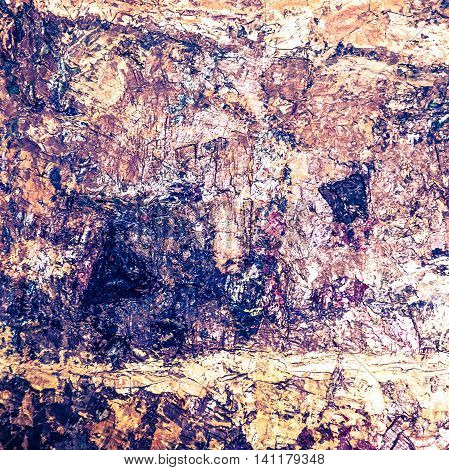 Oil paint texture. Grunge background. Fragment of artwork Abstract art background. Oil painting on canvas. Brushstrokes of paint. Modern art. Contemporary art.