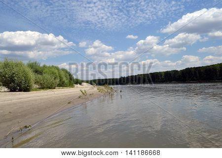 Summer hot on the Danube islands Fishing spots, beach places, how much rest and relaxation.