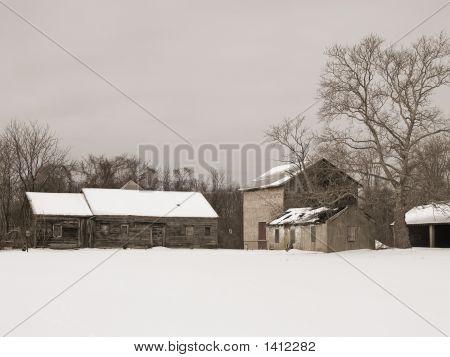 Farm Sepia