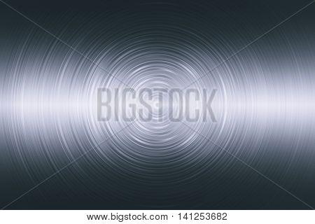Shiny white silver metal - texture background