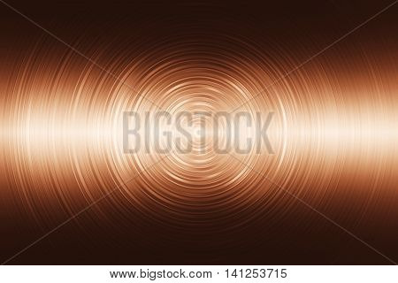 Shiny white copper metal - texture background