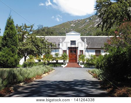Old Pastory, Paarl, Western Cape South Africa