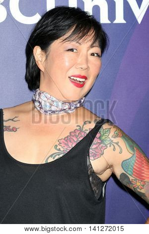 LOS ANGELES - AUG 3:  Margaret Cho at the NBCUniversal Cable TCA Summer 2016 Press Tour at the Beverly Hilton Hotel on August 3, 2016 in Beverly Hills, CA