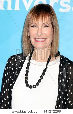 LOS ANGELES - AUG 3:  Gale Anne Hurd at the NBCUniversal Cable TCA Summer 2016 Press Tour at the Beverly Hilton Hotel on August 3, 2016 in Beverly Hills, CA