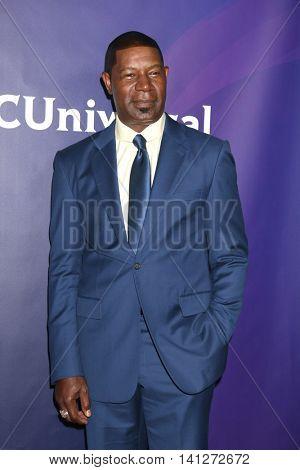 LOS ANGELES - AUG 3:  Dennis Haysbert at the NBCUniversal Cable TCA Summer 2016 Press Tour at the Beverly Hilton Hotel on August 3, 2016 in Beverly Hills, CA