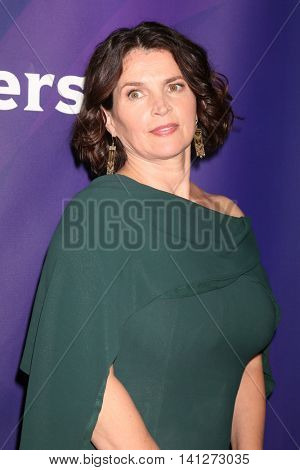 LOS ANGELES - AUG 3:  Julia Ormond at the NBCUniversal Cable TCA Summer 2016 Press Tour at the Beverly Hilton Hotel on August 3, 2016 in Beverly Hills, CA