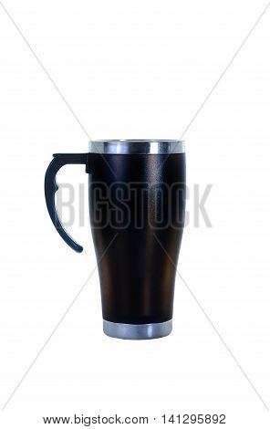 Mug isolated on white background with clipping path