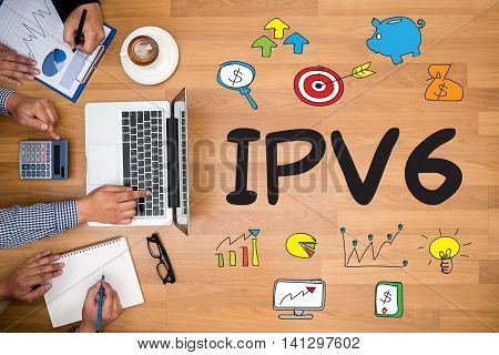 Ipv6      Internet Protocol Larger Address Space