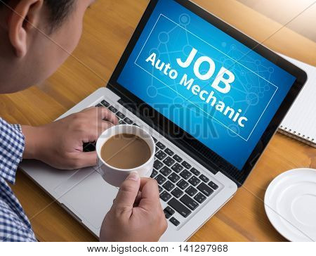 Job Auto Mechanic