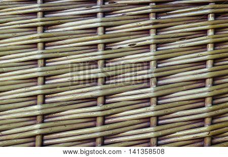 basket wicker texture crisscrossed pattern violet brown