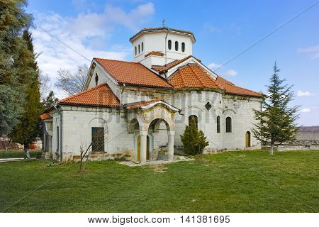 Church in Arapovo Monastery of Saint Nedelya, Plovdiv Region,  Bulgaria