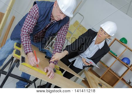 business building teamwork and people concept