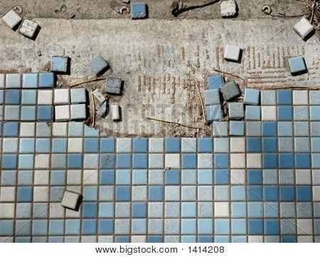 Teal Tiles