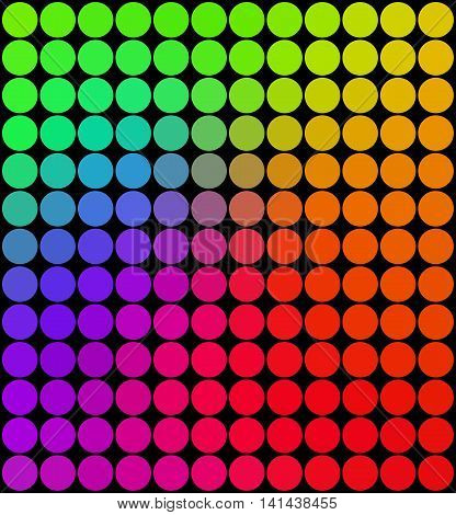 Crazy Wallpaper With Circles