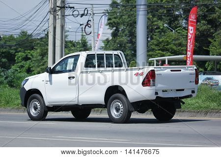 Toyota New Hilux Revo Standard Cab.