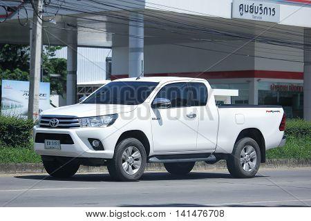 Toyota New Hilux Revo Smart Cab.