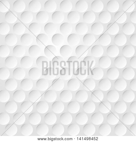 golf ball sport hobby game icon. Background and white illustration. Vector graphic