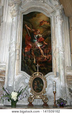 Ukraine Kamenets-Podolsky Dominican Church of St. Nicholas 07/12/2016