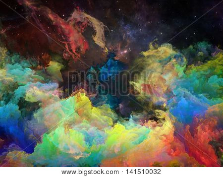 Illusions Of Space Nebula