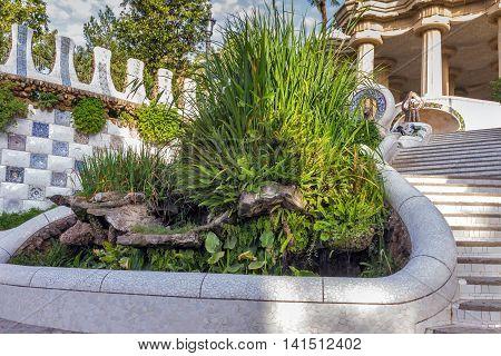 Landmark Barcelona Gaudi