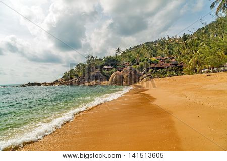 Tropical Resort Beach