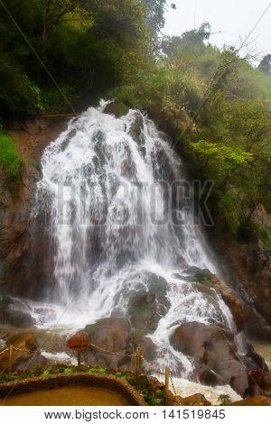 Waterfall Vietnam