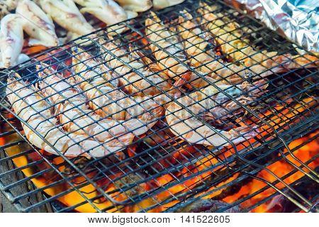 Shrimp Roast, Prawn