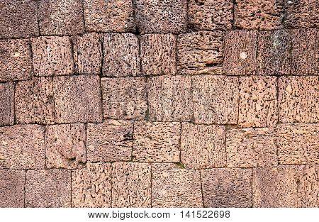 Wall Texture Background Sandstone
